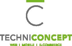 techniConcept: web, mobile, e-commerce