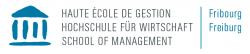 Haute école de gestion de Fribourg (HEG-FR)