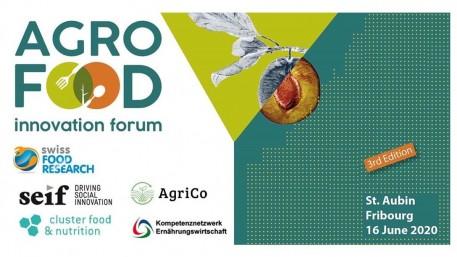 Annulé: Agro Food Innovation Forum