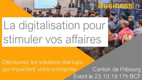 BusinessIn: Le Digital et les affaires