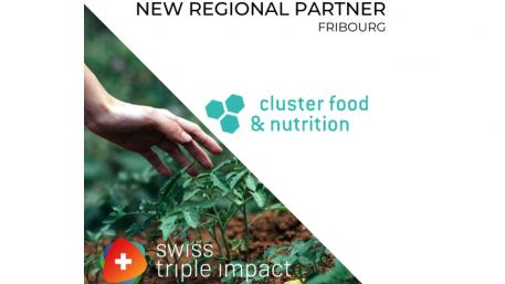 Neue Kollaboration mit Swiss Triple Impact