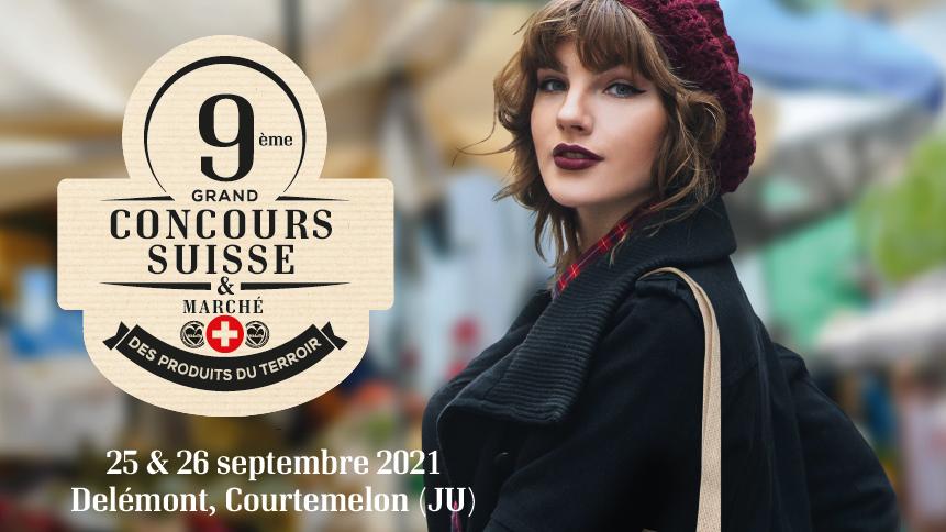 9e Concours Suisse des produits du terroir