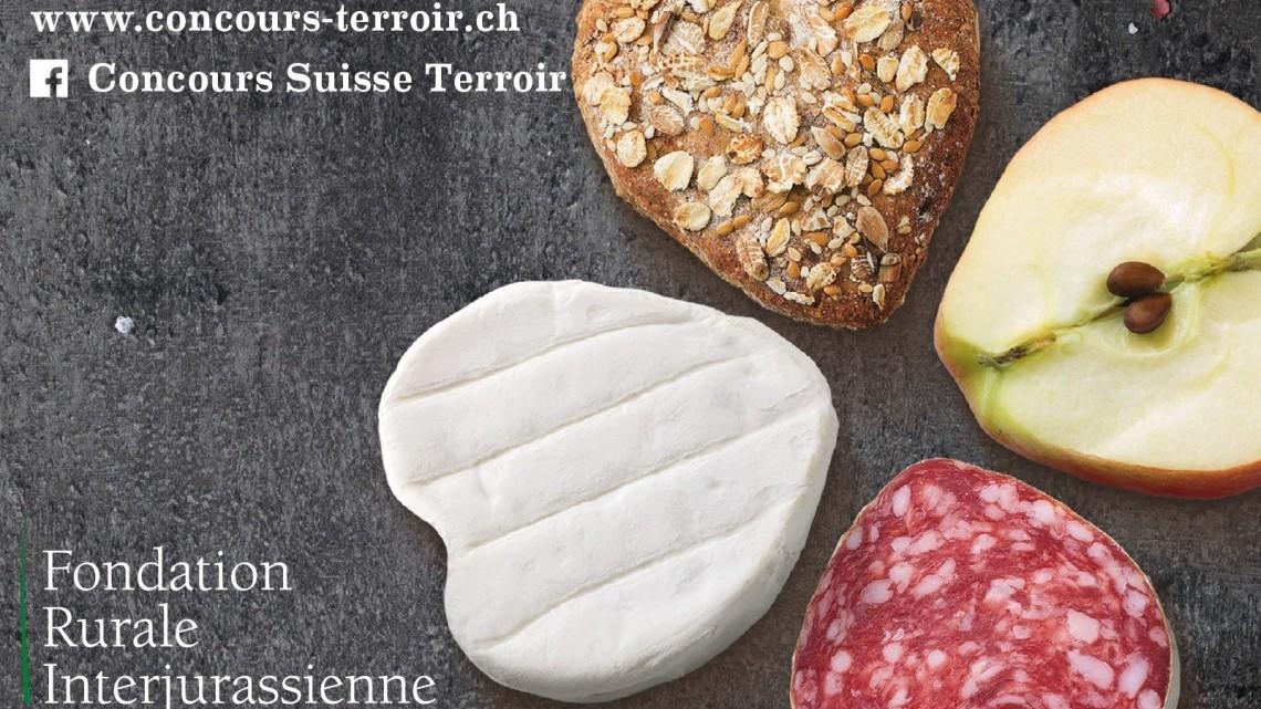 8e Concours Suisse des produits du terroir