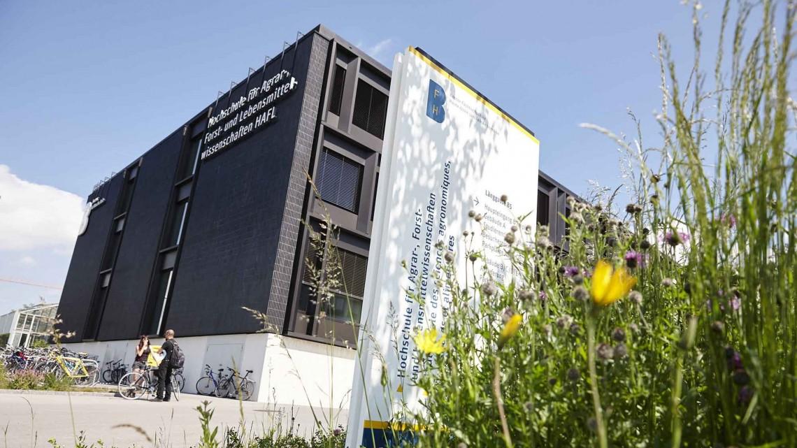 Besuch bei der Hochschule für Agrar-, Forst- und Lebensmittelwissenschaften BFH-HAFL