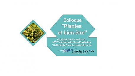 Konferenz Pflanzen und Wohlbefinden