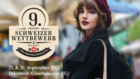 9. Schweizer Wettbewerb der Regionalprodukte