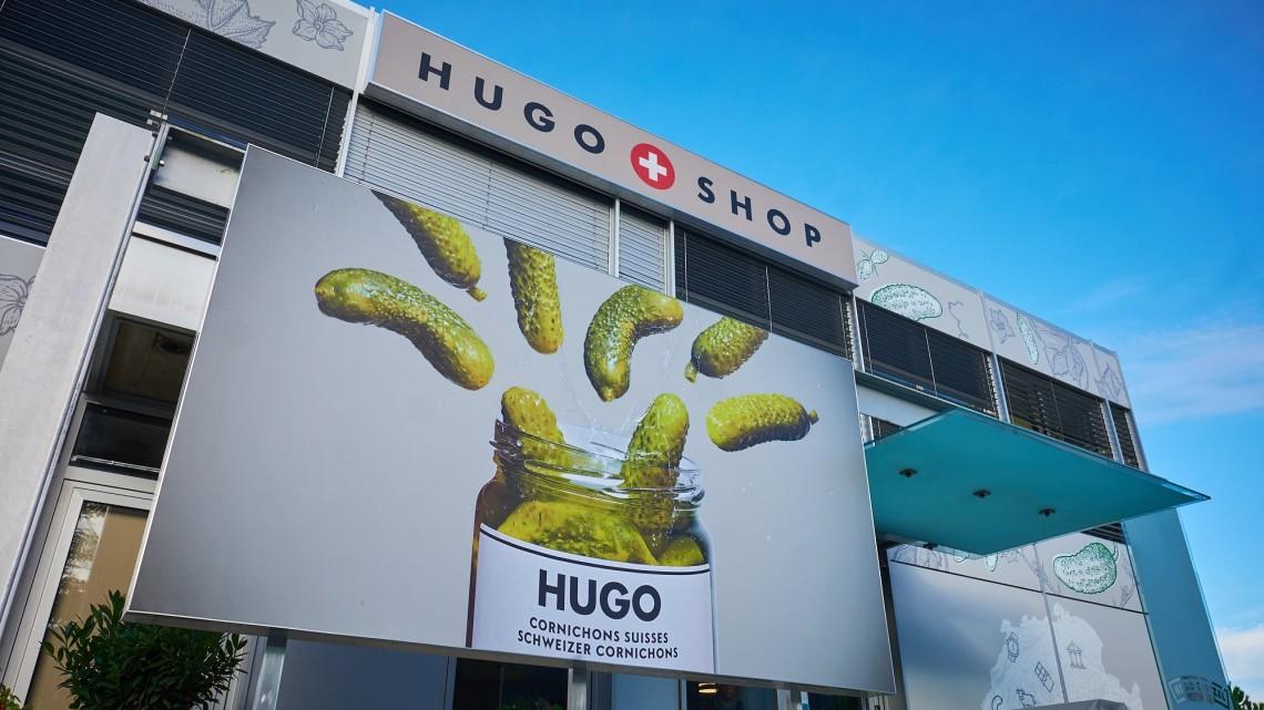 Besuch bei Hugo Reitzel