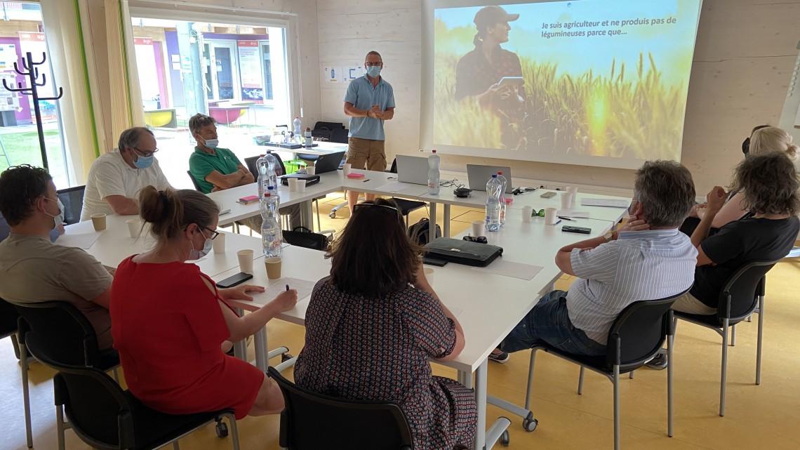Co-Creation-Workshop Bio Freiburg