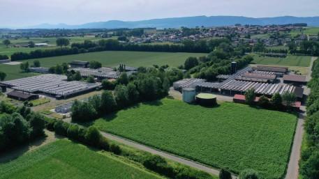Le campus AgriCo est officiellement lancé